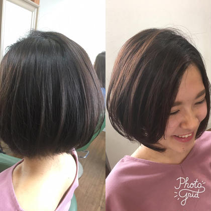 ✨前髪で人の印象の8割決まります✨ふんわり低ダメージフェイスライン縮毛矯正&小顔cut&プレトリートメント