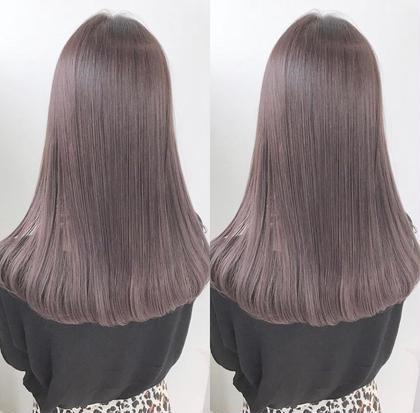 どんな髪でも変わる‼️✨SNS、TVで話題の本物の髪質改善✨外国人風イルミナカラー+サブリミックトリートメント‼️