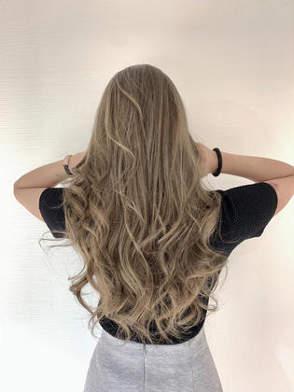❣️人気No.3❣️髪質改善イルミナカラー&5ステップトリートメント&贅沢ヘッドスパ    ⚠️ロング料金なし