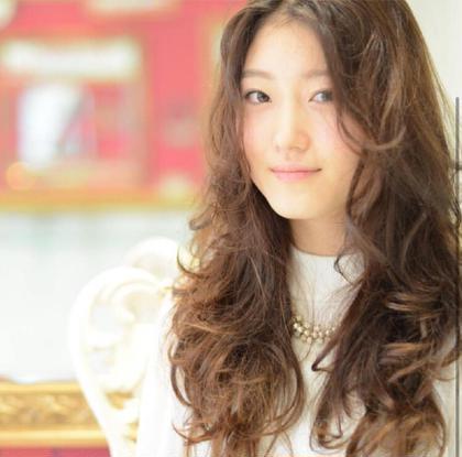 顔周りを軽くして可愛さアップ カットモデル募集 Ley所属・松田光のスタイル
