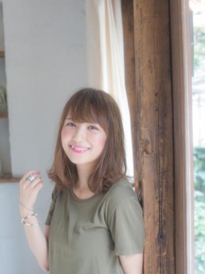 Emerge 新宿東口店所属・Emerge新宿東口【IKEYA】のスタイル