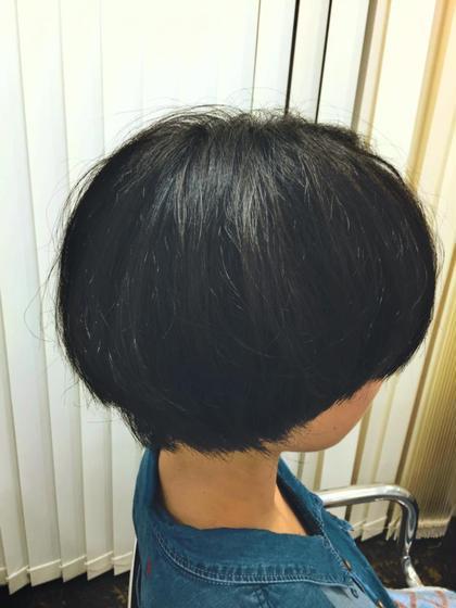 HAIR MAKE NEWYORK所属・齋藤智也のスタイル