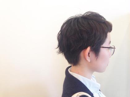 かわいめショート vicca 'ekolu所属・井上雄太のスタイル