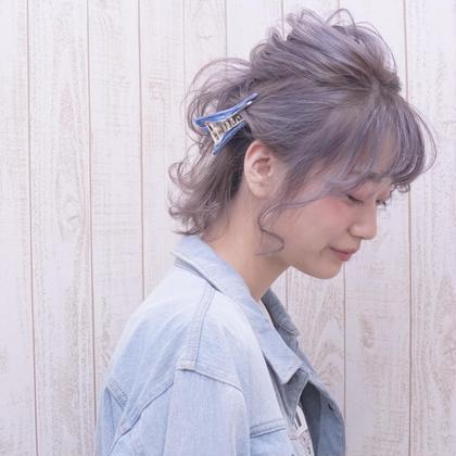 ⒏月平日限定価格☆カット&カラー