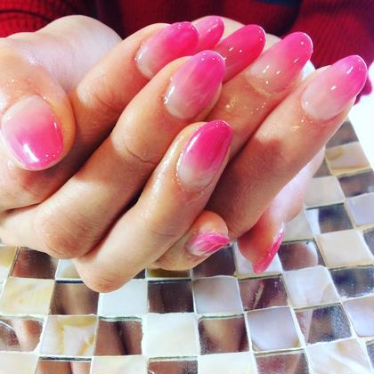 pinkグラデーション