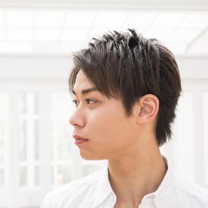 【メンズ限定】メンズカット✂︎ + お流し✨  ¥1800