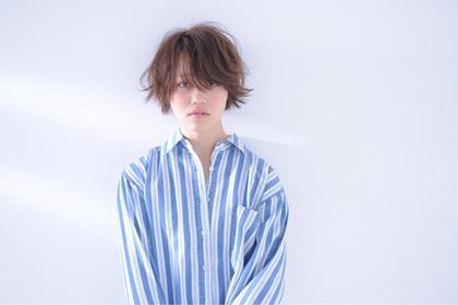 U-REALM ginza所属・三澤泰輝のスタイル