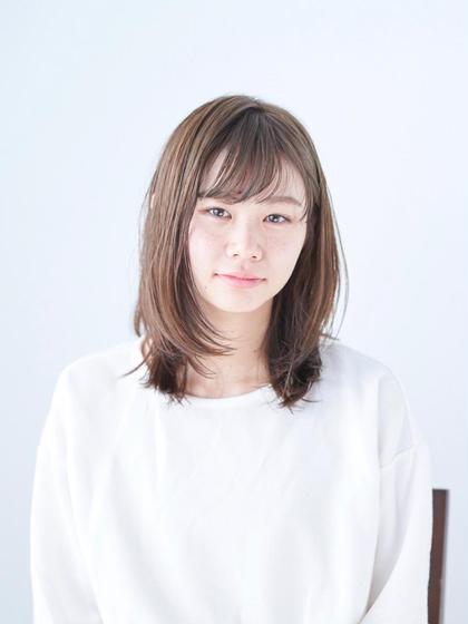 【うる艶】髪質改善縮毛矯正