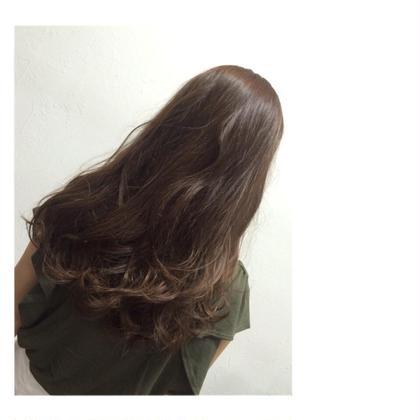 Sign hair所属・SatoAzumiのスタイル