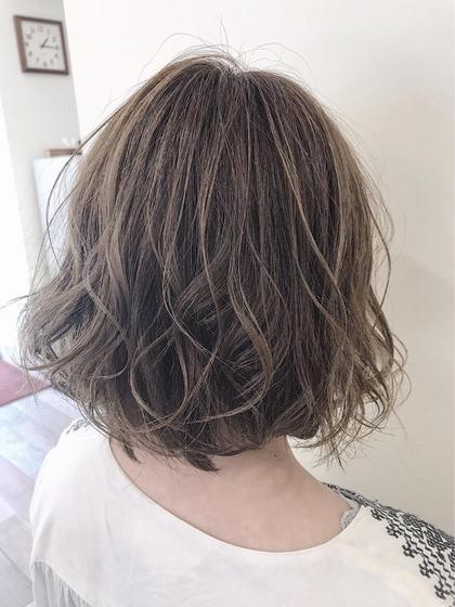 ⭐️最高級ダメージレスパーマ+前髪カット付⭐️