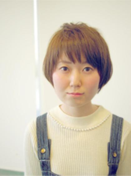 AMAZING HAIR 美沢店所属・桜井 智子のスタイル