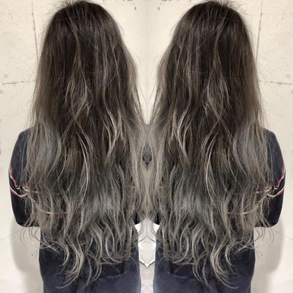 🔥卒業生におススメ🔥㊗️U24学生限定㊗️ダメージ94%カット ケアブリーチ+透明感カラー+艶髪トリートメント⭐️