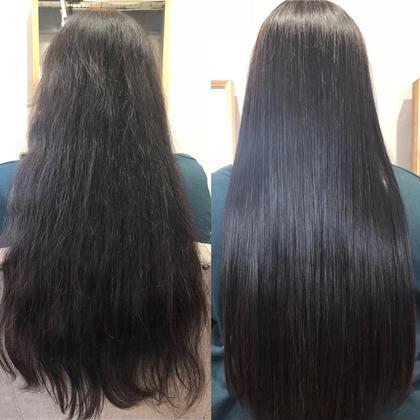 【大注目の髪質改善】ボトックスメント&トリートメント