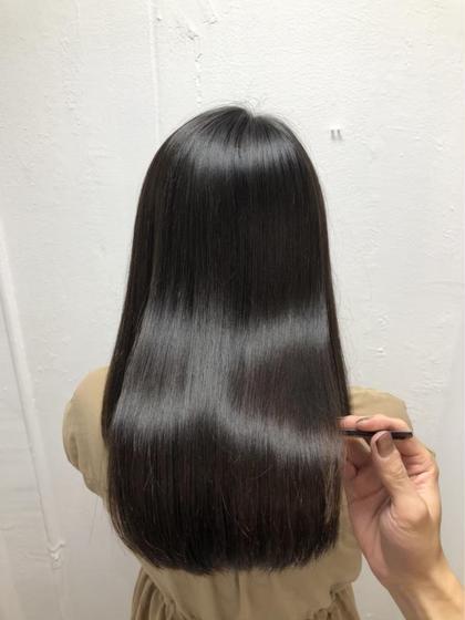 💖【大人気高級艶髪コース】🇰🇷韓国で大人気🇰🇷最新技術髪質改善ヘアエステ