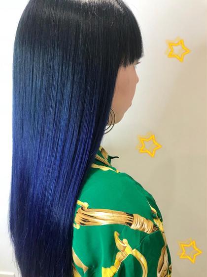 ❤️①カラーと髪質改善オージュアトリートメント❤️