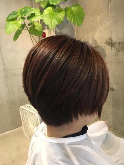ショート kiitos所属・大本恵子のスタイル