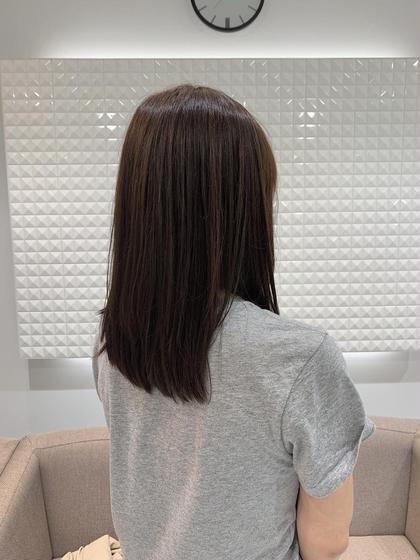 TAYA所属の菅沼雄一のヘアカタログ