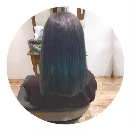 Hair&MakeEARTH蒲田店所属・山田海斗のスタイル