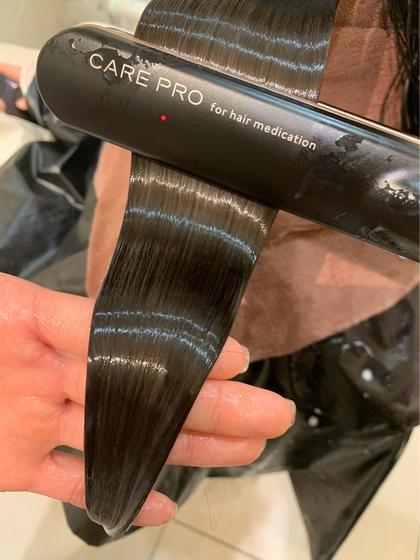 【驚きの浸透力で美髪に✨】オージュア超音波トリートメント