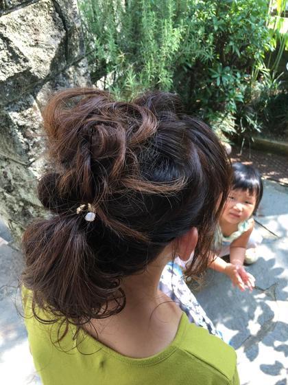 マグネットヘアー段原店所属・木下敦子のスタイル