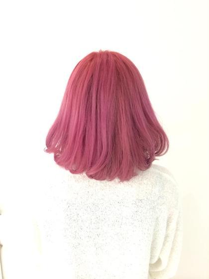 カラー ザ、ピンク