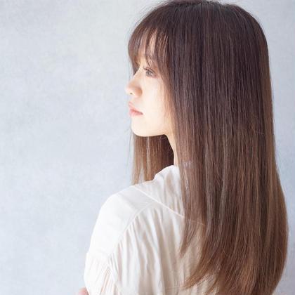 【✨癖毛の方に超オススメトリートメント✨】似合わせカット&イルミナカラー&TOKIOトリートメント‼️「ロング料金なし」