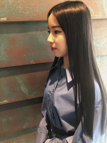 ☆1名様限定☆【髪質改善】カット+酸熱トリートメント