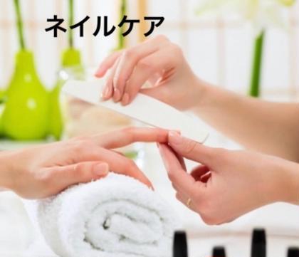 ✨人気〜!清潔にネイルケア✨1日限定3名0円!指先まで❤好感度アップ!オプションも割引サービス!3.18日不可