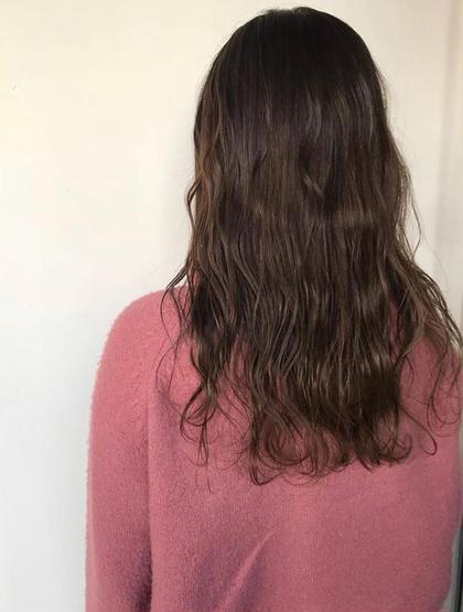 【アッシュベージュ】  ベージュならではの柔らかさ GLAD natural hair所属・河田海陽のスタイル