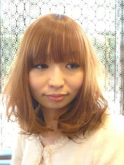 うざバンク エアリーパーマ Mana Hair ✳︎ マーナ ヘアー所属・小澤仁健のスタイル
