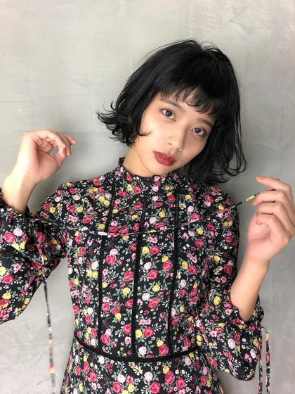 {✨New Open記念✨}前髪カット/1100