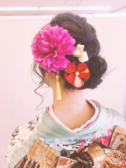 ラシェンテエイジア所属・東寿恵のスタイル