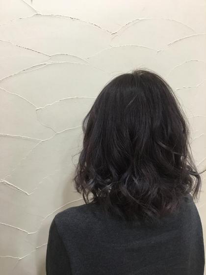 ブルージュ★☆ ツヤ感でカラーも髪も綺麗にみえちゃう! Lee弁天町店所属・白戸直弥のスタイル