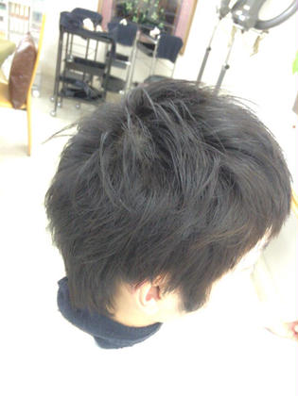men'sカット✂︎ ☆ナチュラル☆ 松本平太郎美容室吉祥寺本店所属・千葉史保子のスタイル