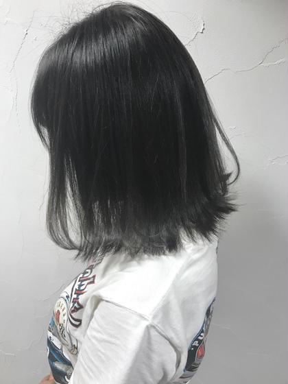 【カラーチェンジ🌸】全体艶カラー & コラーゲンTR