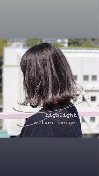 【新規の方限定】カラー+ホイルカラー(ハイライト、ローライト)