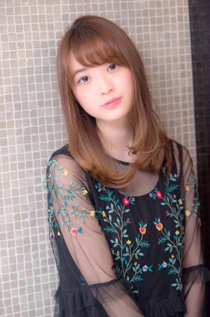 コスメ縮毛+カット¥7900