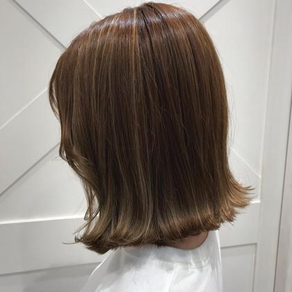 🧚🏼ハイライト🧚🏼ハイライト+color+Treatment