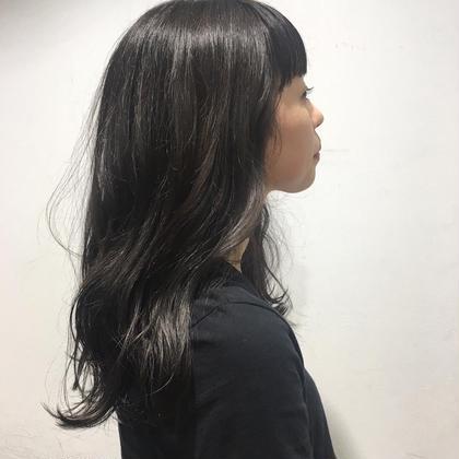CLAPS金沢文庫店所属・上林瑞穂のスタイル