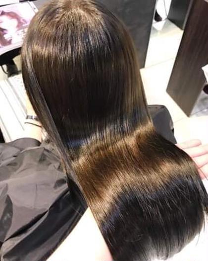 ❤️💛平日限定💛❤️【FORTEオリジナル】圧倒的な艶髪✨最高級髪質改善プラチナシステム🌿8640円⇨2480円