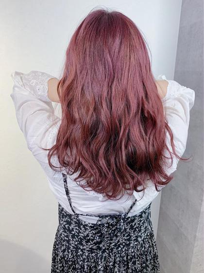 ❣️最高の艶髪へ❣️イルミナカラー+5ステップTOKIOトリートメント
