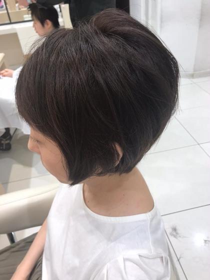 【お手軽!!】前髪がうまく決まらない方はこちらへ!!☆部分縮毛矯正コース☆