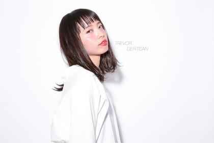 ✅【初回限定】外国人風coloror艶color&Cut&髪質改善❗️プラチナパフェトリートメント✨