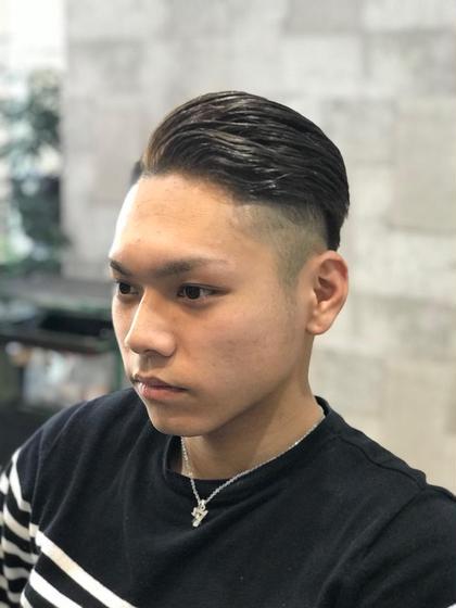 オシャレ七三 STRAW hair所属・ワラシナユキノリのスタイル