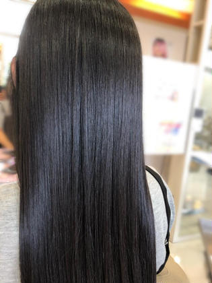 【 TV 】【Instagram】でも話題!美髪サイエンスアクア(ロング)