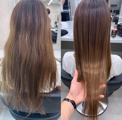 🔥✨最強の極みコラボ✨🔥髪質改善ヘアエステ 酸熱トリートメント➕TOKIOトリートメント🧡