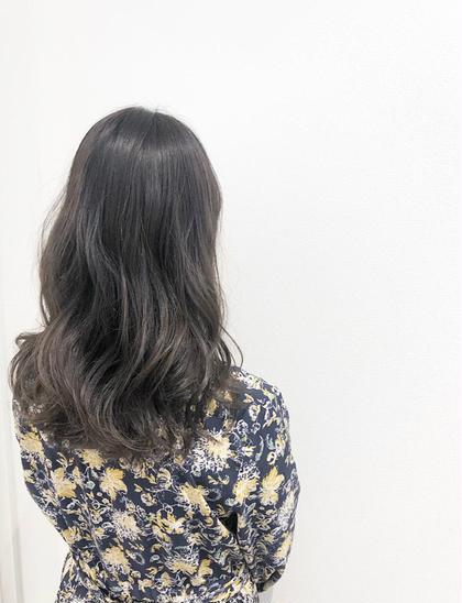 【ダメージレスに艶髪へ】🌈イルミナカラー🌈+ケアトリートメント🌟