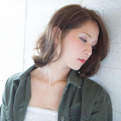 ☆最新 トレンドカラー&カット&ツヤ感upトリートメント【シャンプー.ブロー込】☆