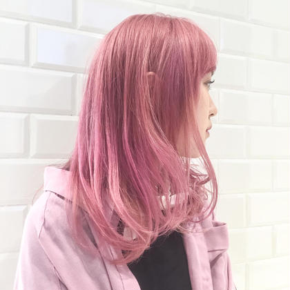 カラー キャリーピンク