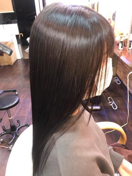 スリムバランサー 軽いクセや広がりを抑えコシのあるしなやかなツヤ髪に導きます。 髪質改善   進化系の酸熱トリートメント